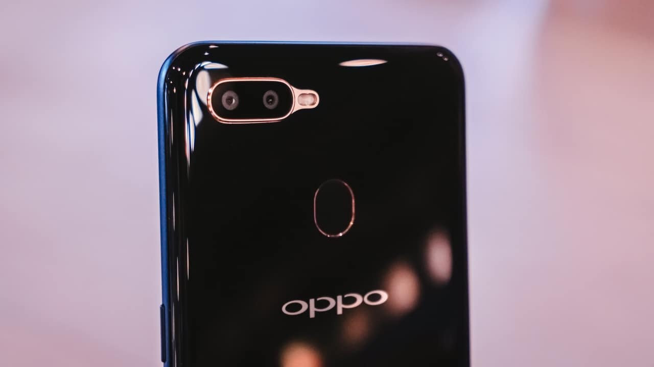 oppo a5s mobile